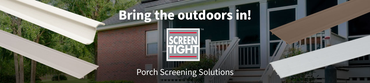 Screen Tight Porch Screen Solutions