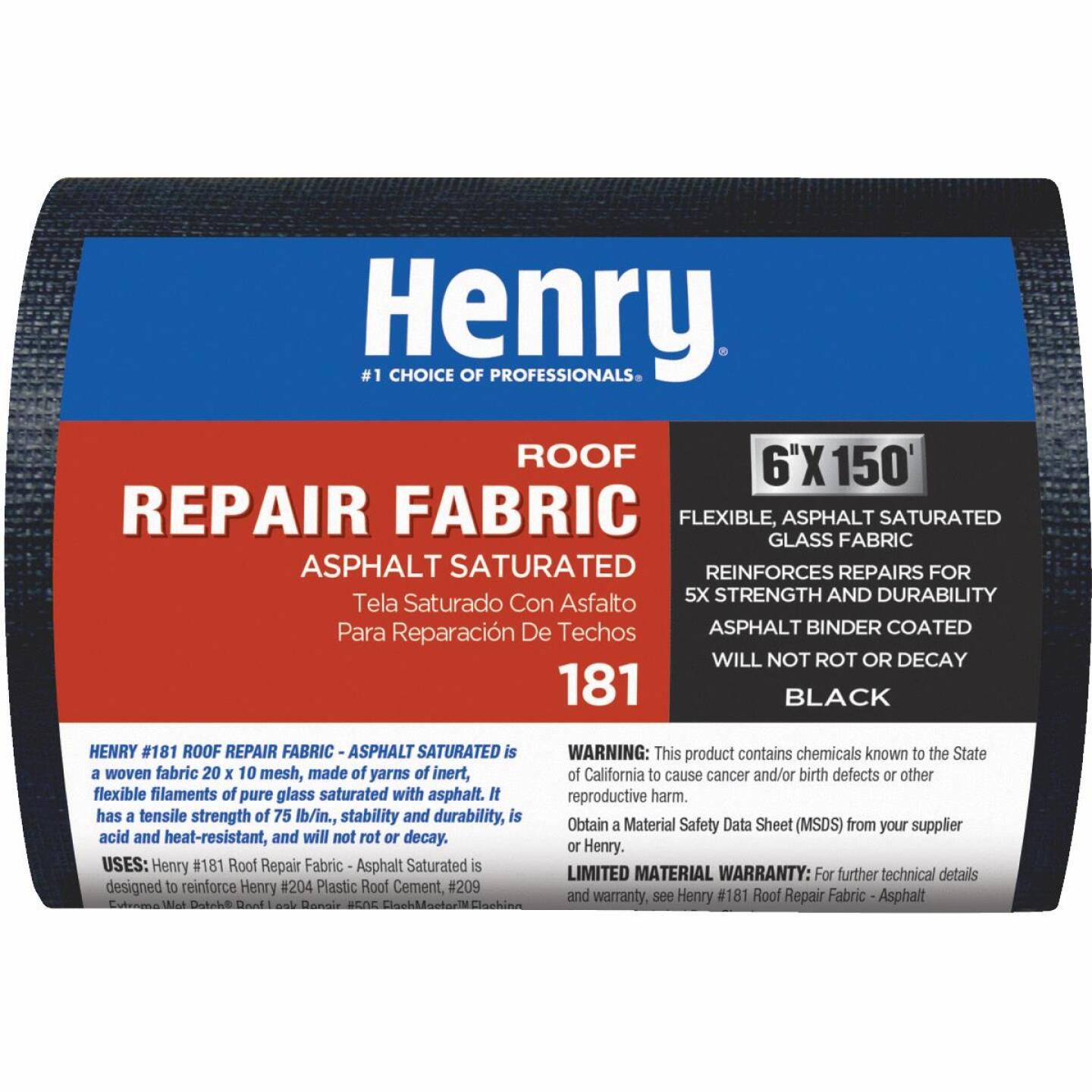 Henry 6 In. x 150 Ft. Glass Fabric Image 1