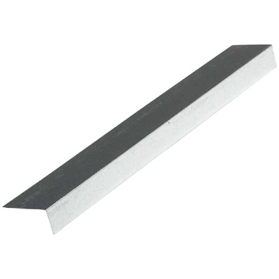 NorWesco A 1 In. X 2 In. Galvanized Steel Roof & Drip Edge Flashing