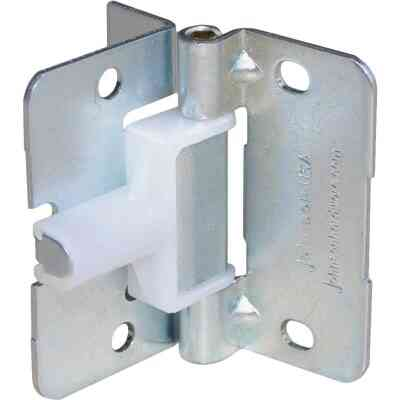 Johnson Hardware Zinc Spring Hinge (2 Count)