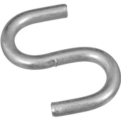 National 3/4 In. Zinc Heavy Open S Hook