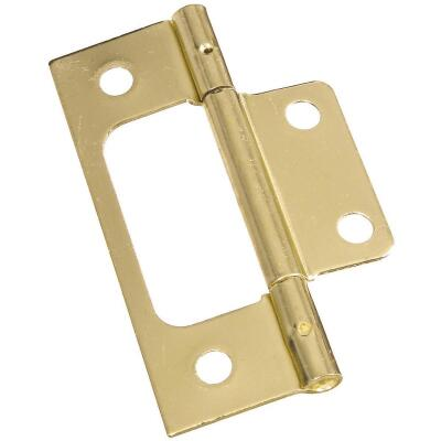 National 3 In. Non-Mortise Panel Hinge (2 Count)