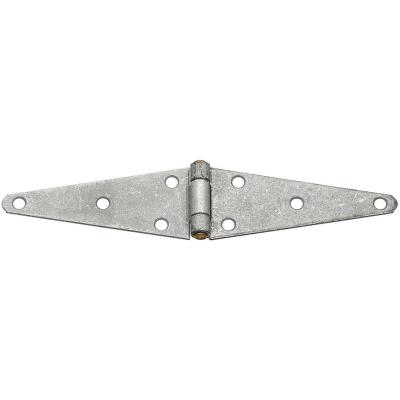 National 2.43 In. x 6 In. Galvanized Heavy-Duty Strap Hinge
