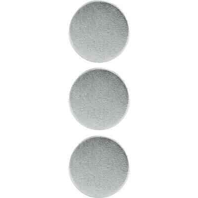 Master Magnetics .709 In. Neodymium Disc Magnet (3-Pack)