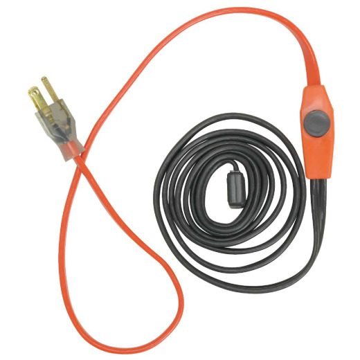 Easy Heat 24 Ft. 120V Pipe Heating Cable