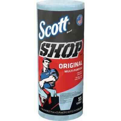 Scott 11 In. W x 10.4 In. L Disposable Original Shop Towel (55-Sheets)